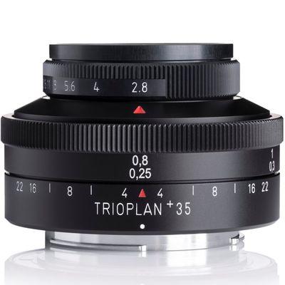 Für weitere Info hier klicken. Artikel: Meyer-Optik-Görlitz 2,8/35 Trioplan Canon EF