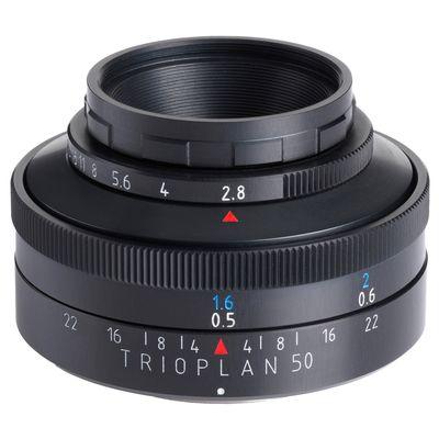 Für weitere Info hier klicken. Artikel: Meyer-Optik-Görlitz 2,9/50 Trioplan Canon EF
