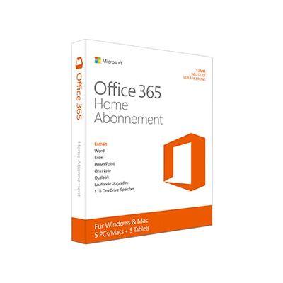 Office 365 Home Premium 5PCs/1 Jahr