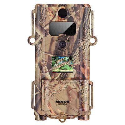 Für weitere Info hier klicken. Artikel: Minox DTC 450 Slim camouflage