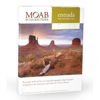Für weitere Info hier klicken. Artikel: Moab Entrada Rag Natural 190 1 Rolle 17 x 66''