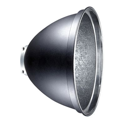 Normal Reflektor silber 16cm