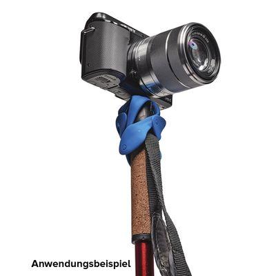 Für weitere Info hier klicken. Artikel: MyMiggö DSLM Flexible Tripod Splat blau