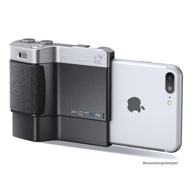 Für weitere Info hier klicken. Artikel: MyMiggö iPhone Camera Grip Pictar One Plus für iPhone 6 Plus / 6s Plus