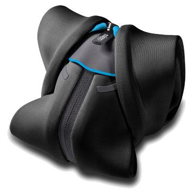 Für weitere Info hier klicken. Artikel: MyMiggö Umhängeriemen Strap and Wrap DSLM schwarz-blau