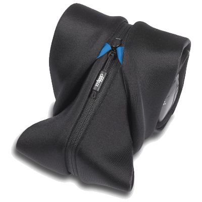 Für weitere Info hier klicken. Artikel: MyMiggö Umhängeriemen Strap and Wrap DSLR schwarz-blau
