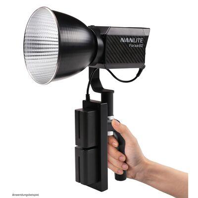Für weitere Info hier klicken. Artikel: Nanlite LED Studioleuchte FORZA 60 für Foto und Video