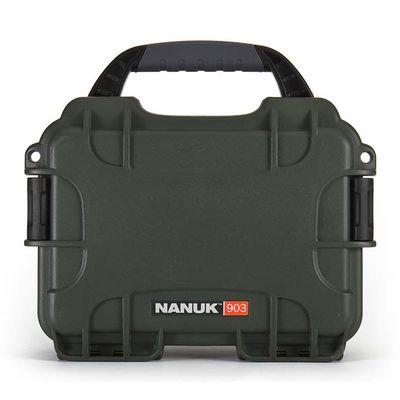 Für weitere Info hier klicken. Artikel: Nanuk Case 903-0006 oliv