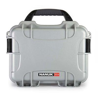Für weitere Info hier klicken. Artikel: Nanuk Case 904-0005 silber