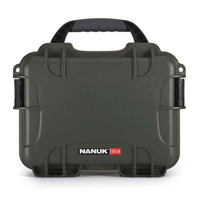 Für weitere Info hier klicken. Artikel: Nanuk Case 904-0006 oliv