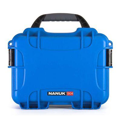 Für weitere Info hier klicken. Artikel: Nanuk Case 904-0008 blau