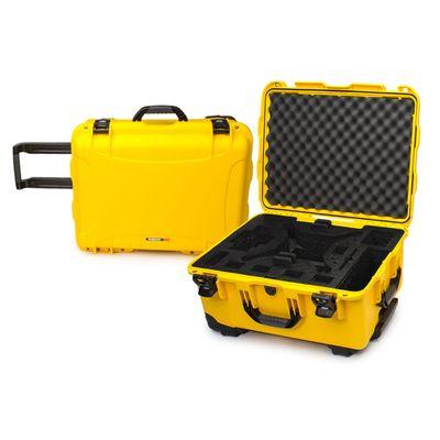 Für weitere Info hier klicken. Artikel: Nanuk Case 950-DJI34 w/foam insert for DJI_Phantom 3 gelb