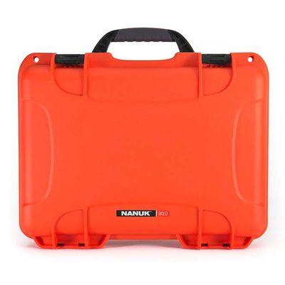 Für weitere Info hier klicken. Artikel: Nanuk Case w/foam 910-1003 orange