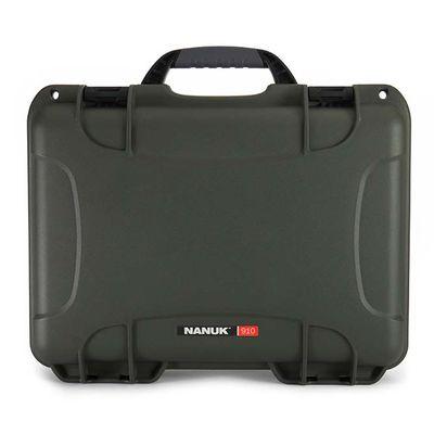 Für weitere Info hier klicken. Artikel: Nanuk Case w/foam 910-1006 oliv