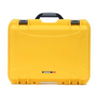 Für weitere Info hier klicken. Artikel: Nanuk Case w/foam 925-1004 gelb