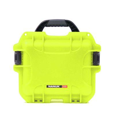 Für weitere Info hier klicken. Artikel: Nanuk Case w/padded divider 905-2002 limone