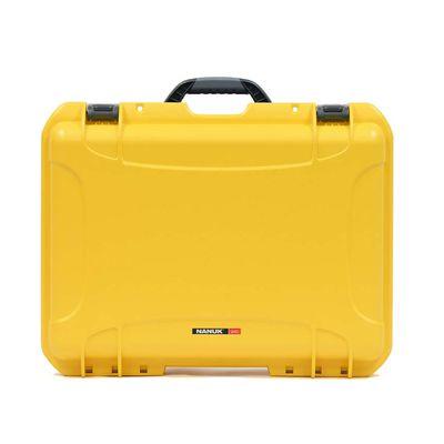Für weitere Info hier klicken. Artikel: Nanuk Case w/padded divider 940-2004 gelb