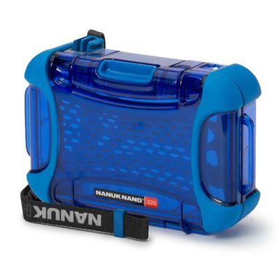 Für weitere Info hier klicken. Artikel: Nanuk Nano 320-0008 blau