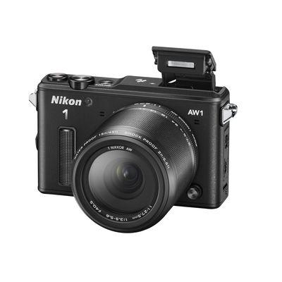 Für weitere Info hier klicken. Artikel: Nikon 1 AW1,AF 11-27,5 schwarz Nikon CX