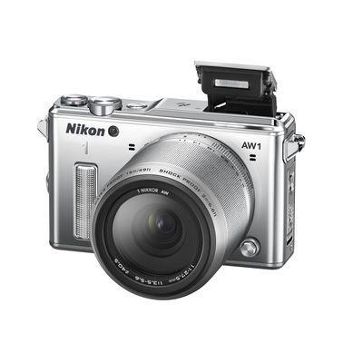 Für weitere Info hier klicken. Artikel: Nikon 1 AW1,AF 11-27,5 silber Nikon CX