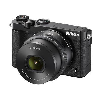 Für weitere Info hier klicken. Artikel: Nikon 1 J5,AF 10-30 PD Zoom schwarz