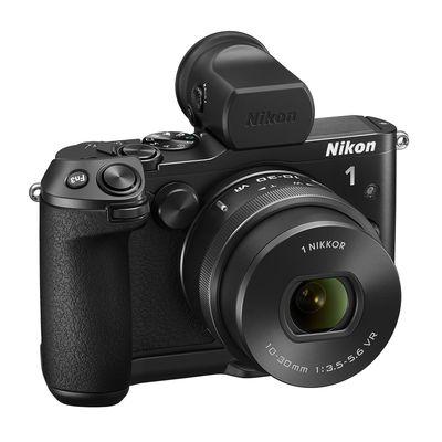 Für weitere Info hier klicken. Artikel: Nikon 1 V3,AF 10-30 PZD+EVF+Handgriff Nikon CX