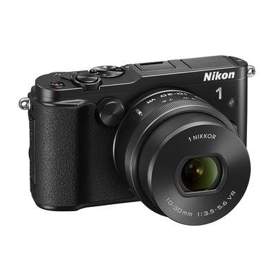 Für weitere Info hier klicken. Artikel: Nikon 1 V3,AF 10-30 PZD Nikon CX