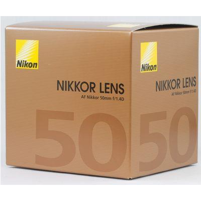 Für weitere Info hier klicken. Artikel: Nikon AF Nikkor 50mm f/1,4 D Nikon FX