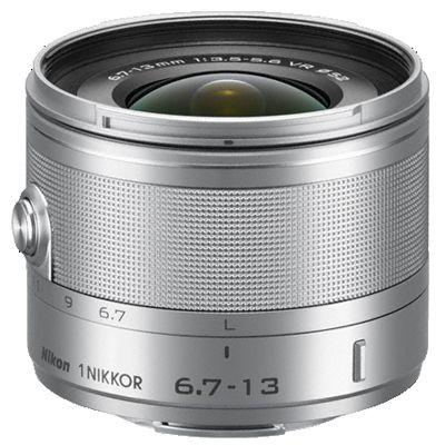 Für weitere Info hier klicken. Artikel: Nikon AF 3,5-5,6/6,7-13 VR silber Nikon CX