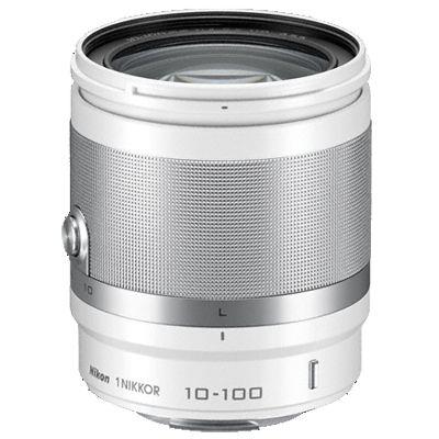 Für weitere Info hier klicken. Artikel: Nikon AF 4-5,6/10-100 VR weiß Nikon CX