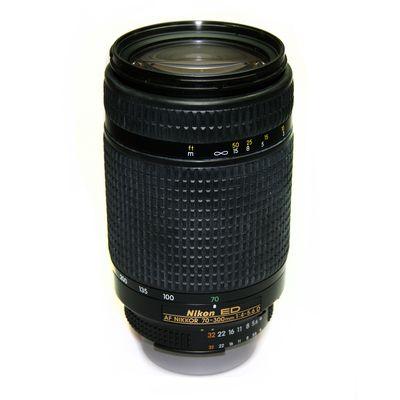 Für weitere Info hier klicken. Artikel: Nikon AF 4-5,6/70-210mm -G-