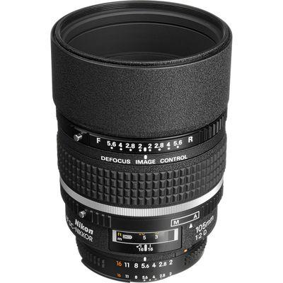 Für weitere Info hier klicken. Artikel: Nikon AF DC NIKKOR 105 mm 1:2D Nikon FX