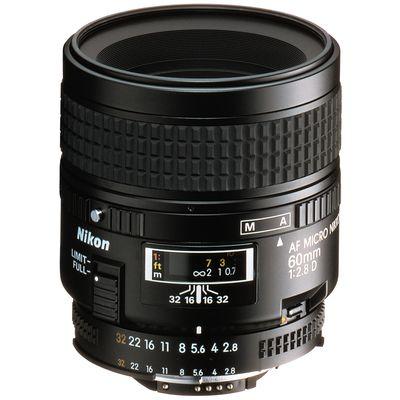 Für weitere Info hier klicken. Artikel: Nikon AF MICRO NIKKOR 60mm f/2,8 D Nikon FX
