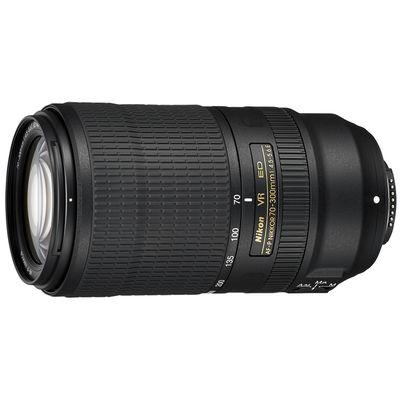 Für weitere Info hier klicken. Artikel: Nikon AF-P 4,5-5,6/70-300 E ED VR Nikon FX