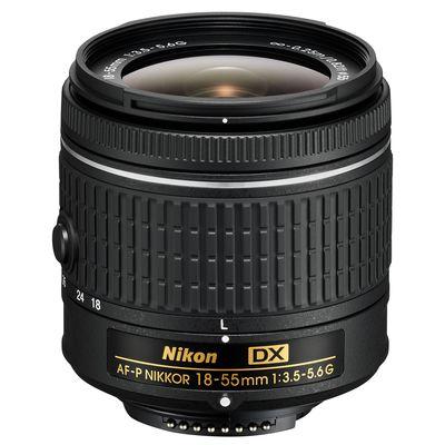 Für weitere Info hier klicken. Artikel: Nikon AF-P DX 3,5-5,6/18-55 G Nikon DX