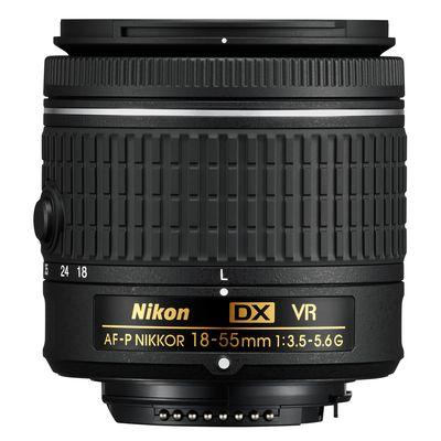 Für weitere Info hier klicken. Artikel: Nikon AF-P DX Nikkor 18-55mm f/3,5-5,6 G VR Nikon DX