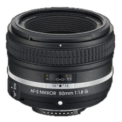 Für weitere Info hier klicken. Artikel: Nikon AF-S Nikkor 50mm f/1,8 G SE Nikon FX