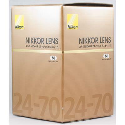 Für weitere Info hier klicken. Artikel: Nikon AF-S Nikkor 24-70mm f/2,8 G ED IF Nikon FX