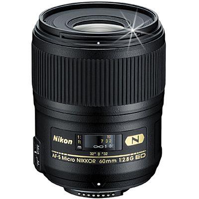 Für weitere Info hier klicken. Artikel: Nikon AF-S 2,8/60 G-ED Micro Nikon FX