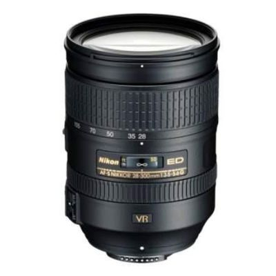 Für weitere Info hier klicken. Artikel: Nikon AF-S 3,5-5,6/28-300 G ED VR Nikon FX