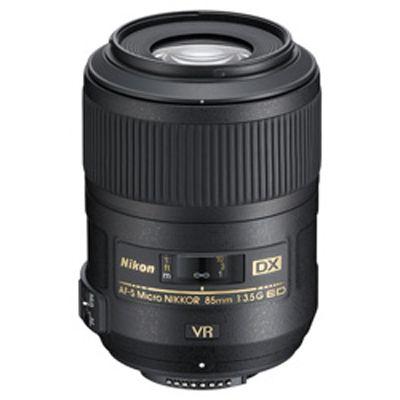 Für weitere Info hier klicken. Artikel: Nikon AF-S Nikkor 85mm f/3,5 G ED VR Micro Nikon DX