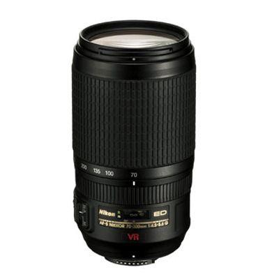 Für weitere Info hier klicken. Artikel: Nikon AF-S 4,5-5,6/70-300 VR IF-ED Nikon FX