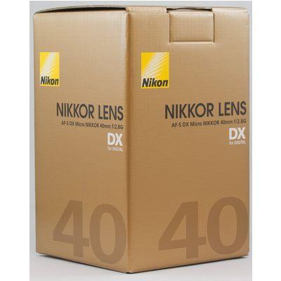 Für weitere Info hier klicken. Artikel: Nikon AF-S DX Nikkor 40mm f/2,8 Micro G Nikon DX