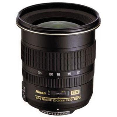 Für weitere Info hier klicken. Artikel: Nikon AF-S DX Nikkor 12-24mm f/4,0 G IF-ED Nikon DX schwarz