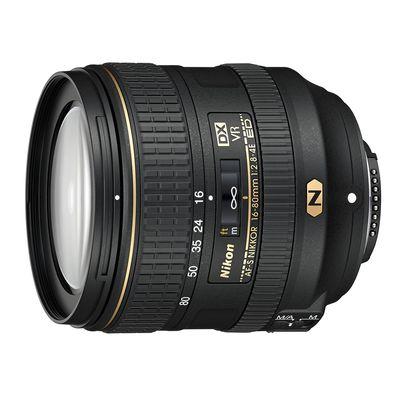 Für weitere Info hier klicken. Artikel: Nikon AF-S DX 2,8-4,0/16-80 ED VR Nikon DX