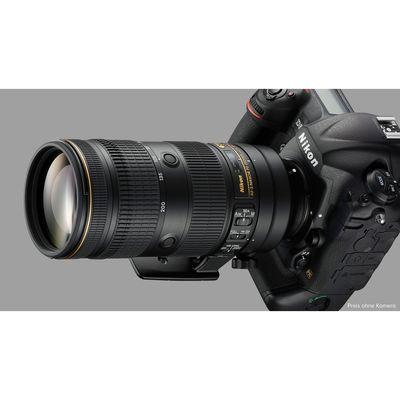 Für weitere Info hier klicken. Artikel: Nikon AF-S Nikkor E 70-200mm f/2,8 FL ED VR Nikon FX