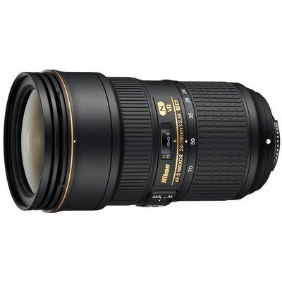 Für weitere Info hier klicken. Artikel: Nikon AF-S Nikkor E 24-70mm f/2,8 ED VR Nikon FX