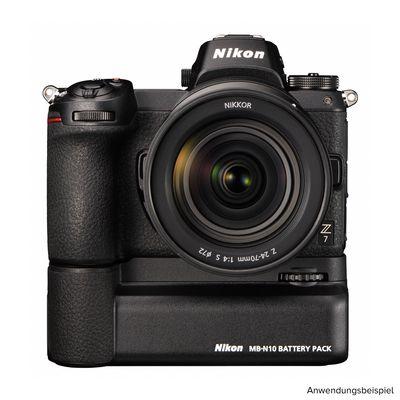 Für weitere Info hier klicken. Artikel: Nikon Batteriegriff MB-N10 für Z 7 und Z 6