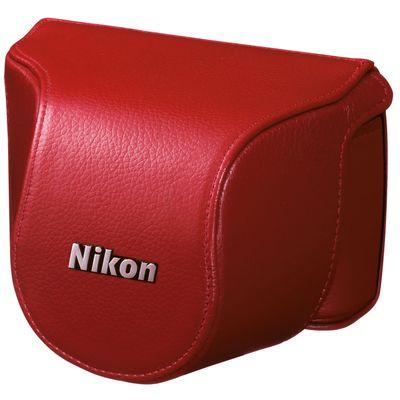 Für weitere Info hier klicken. Artikel: Nikon Bereitschaftstasche CB-N 2000SL rot