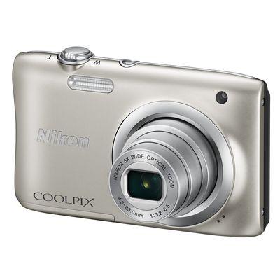 Für weitere Info hier klicken. Artikel: Nikon Coolpix A 100 silber